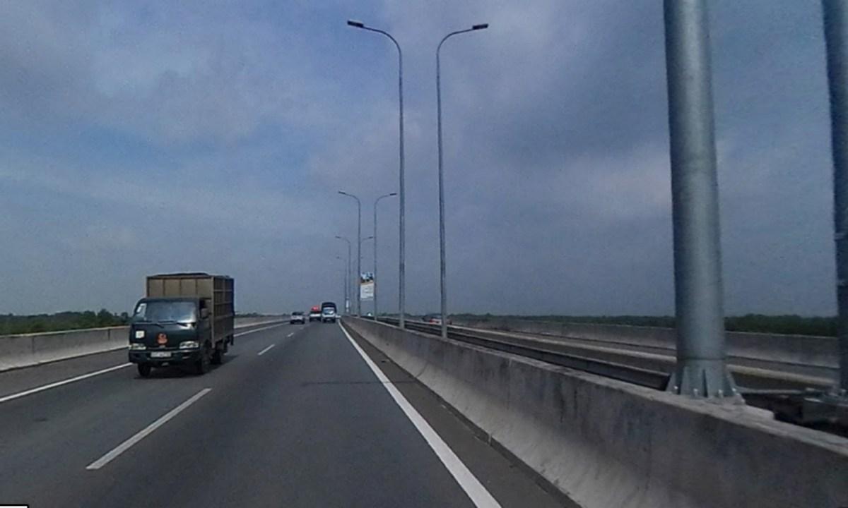 The HCMC-Long Thanh-Dau Giay Expressway. Photo: Google Maps.
