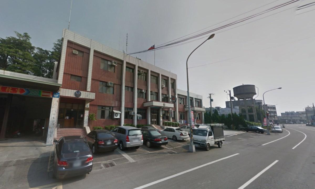 Huwei Precinct, Yunlin County Police Department. Photo: Google Maps