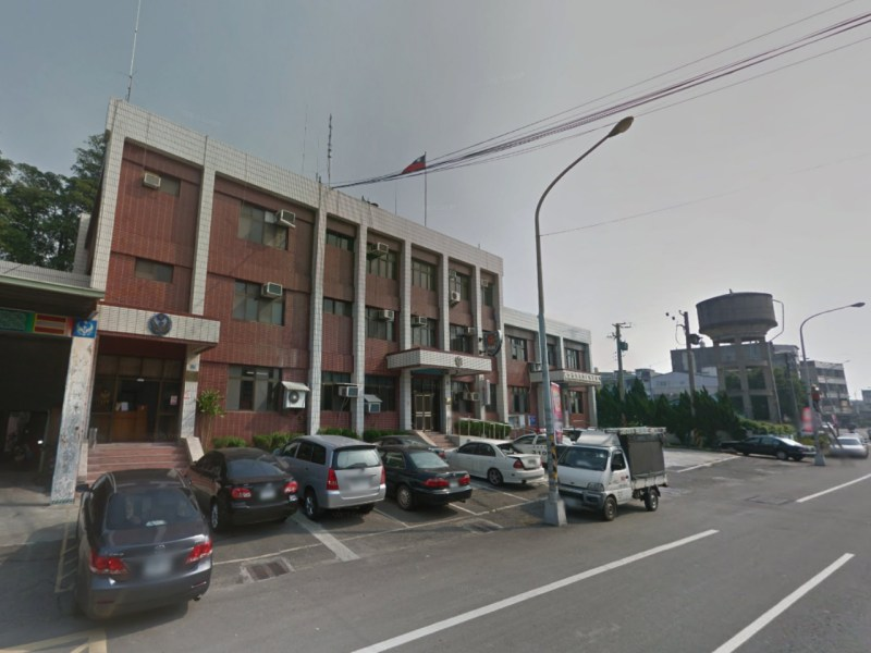 Huwei Precinct, Yunlin County Police Department. Photo: Google Maps