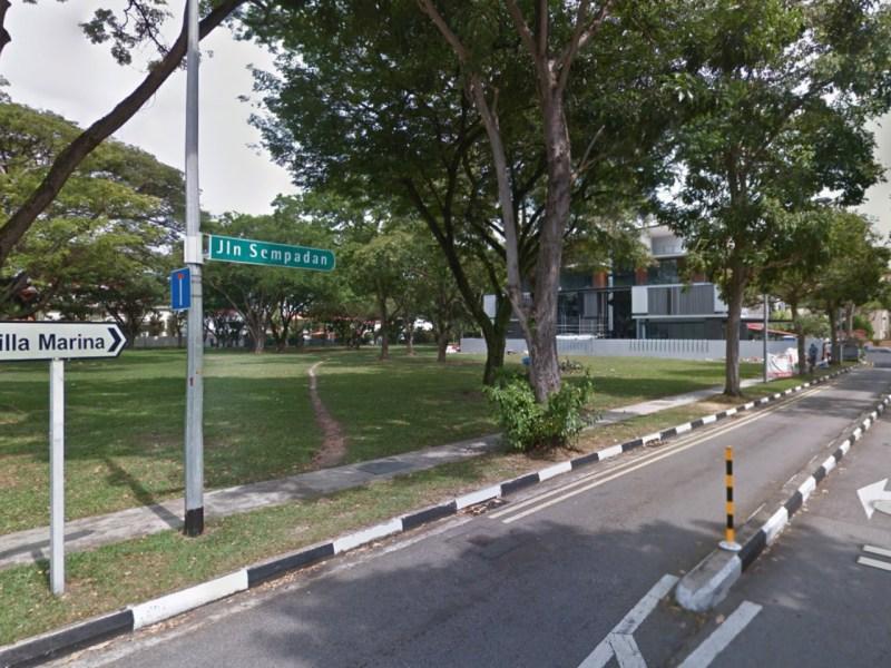 Jalan Sempadan, Singapore. Photo: Google Maps