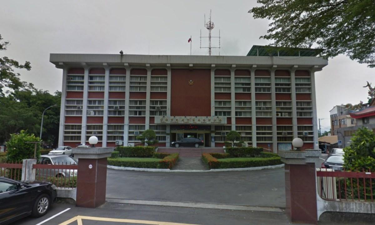 Baihe Precinct of Tainan City Police Department. Photo: Google Maps