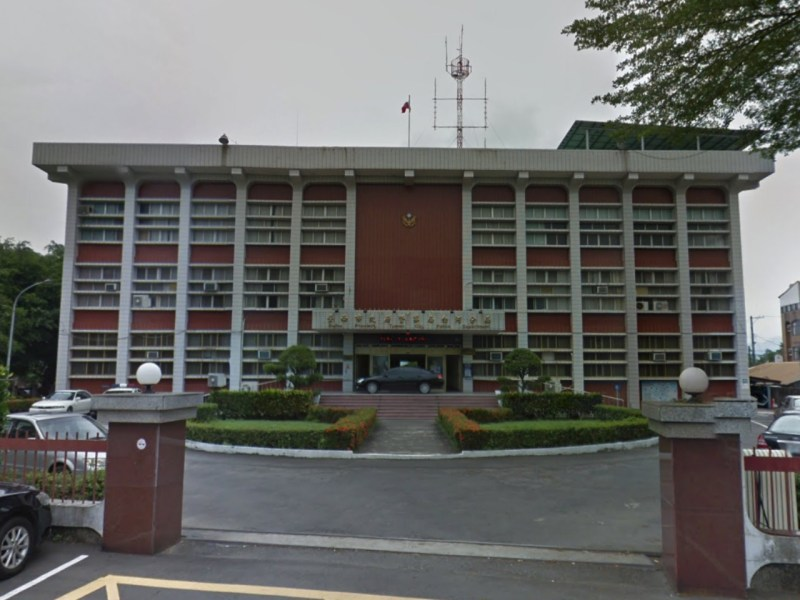 Baihe Precinct of Tainan City Police Department. Photo: Google Maps