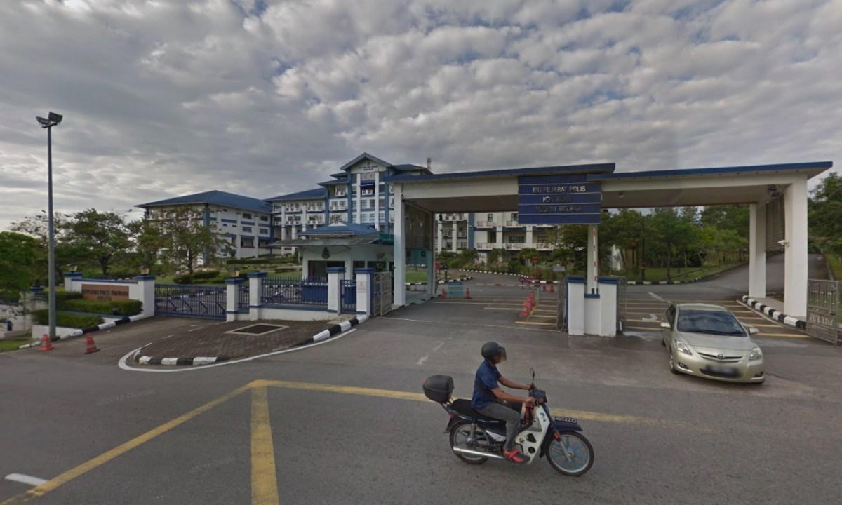 Melaka Contingent Police Headquarters, Melaka, Malaysia. Photo: Google Maps