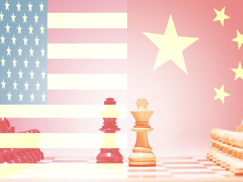 The trade war between the United States and China is starting to have an impact on the global economy. Photo: iStock