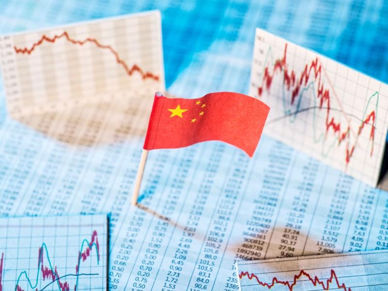 Chinese economy. Image:iStock