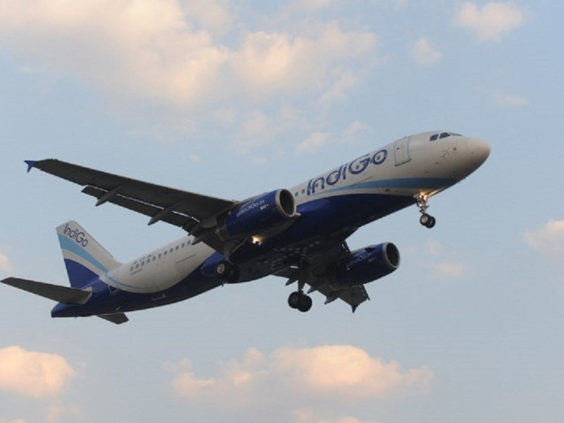 The major shareholders of Indigo Airlines aircraft: AFP