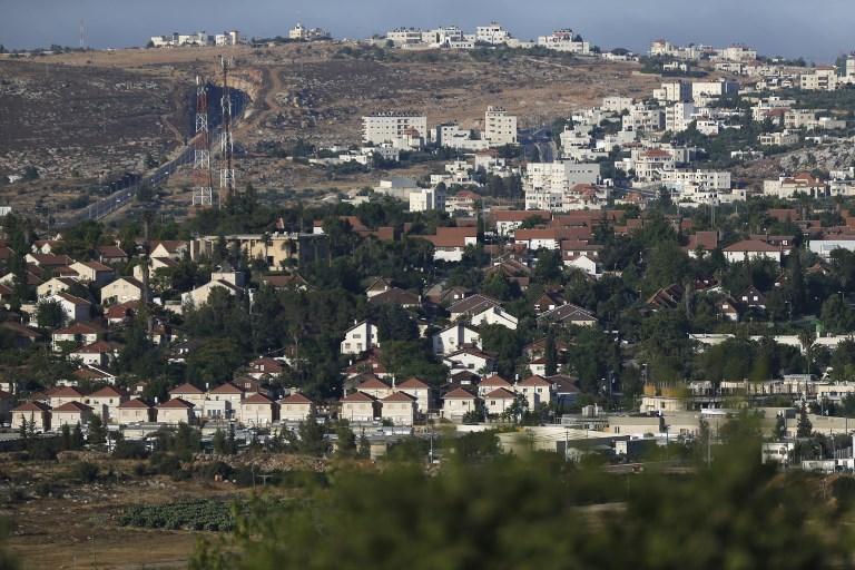 فتح مسلح النار على إسرائيليين في 9 ديسمبر/كانون الأول بالقرب من مستوطنة عوفرا الإسرائيلية بالضفة الغربية صورة:AFP