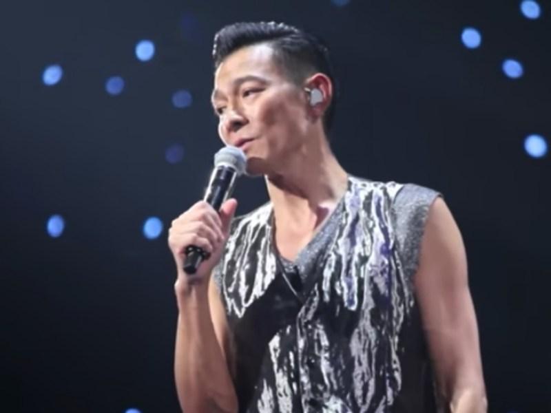 Hong Kong pop singer Andy Lau. Photo: YouTube