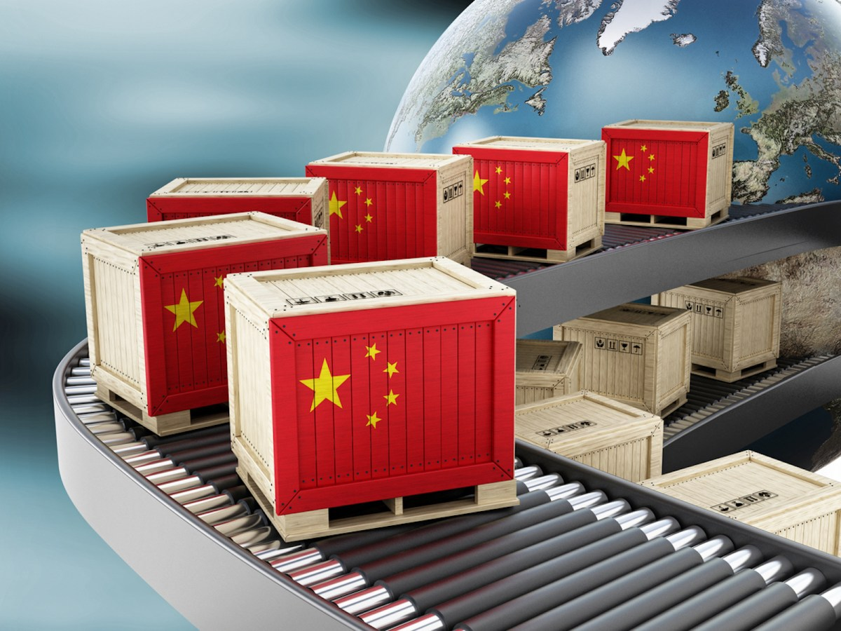China's private sector has been a key driver of export growth. Photo: iStock