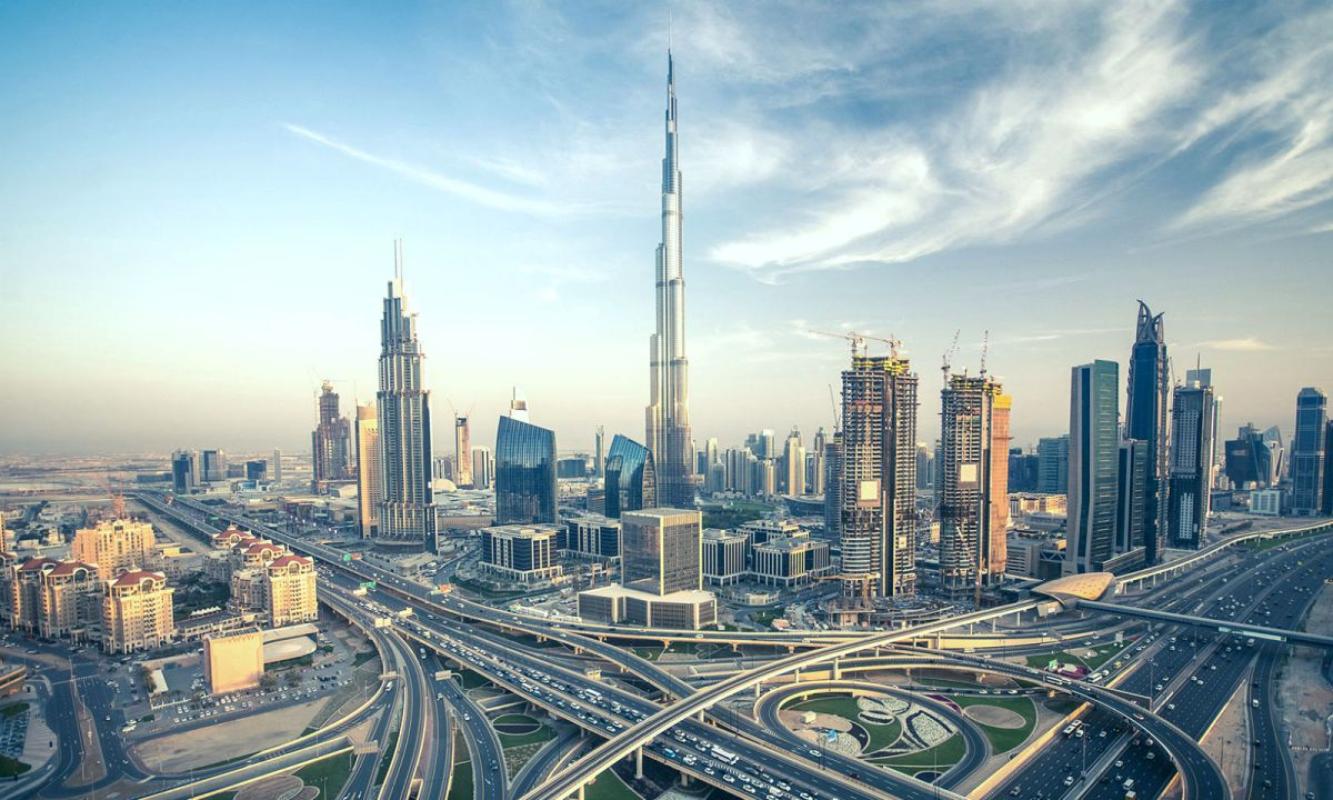 Dubai, UAE. Photo: Wikimedia Commons