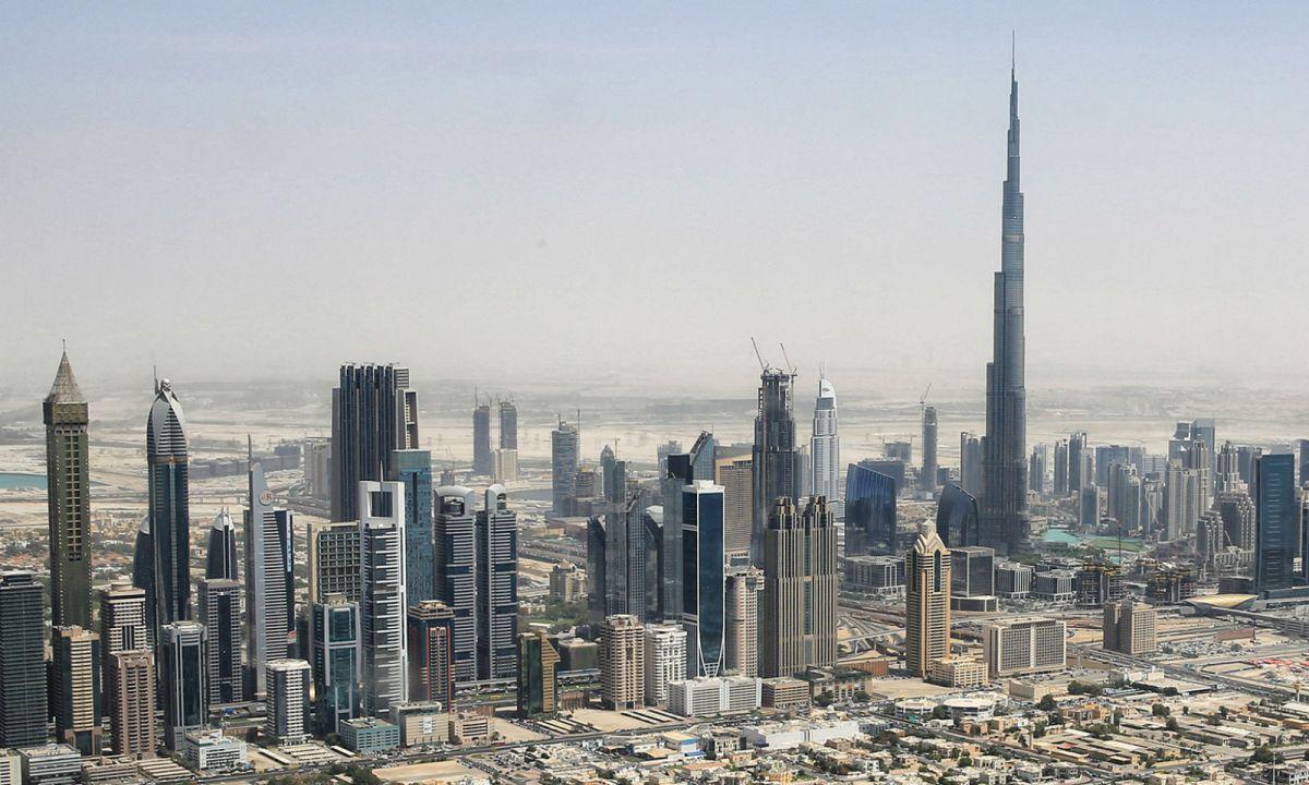 Dubai, in the United Arab Emirates. Photo: Wikimedia Commons