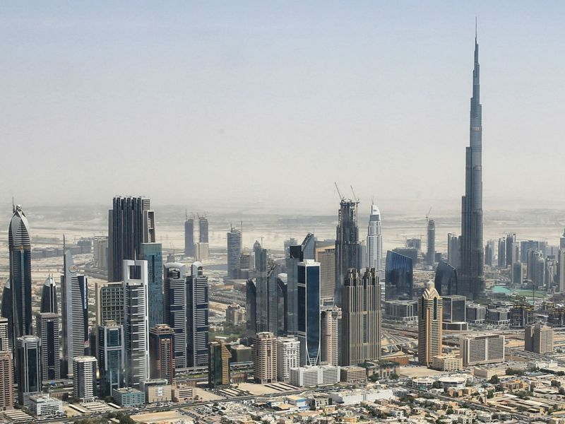 Dubai, in the United Arab Emirates. Photo: Wikimedia Commons