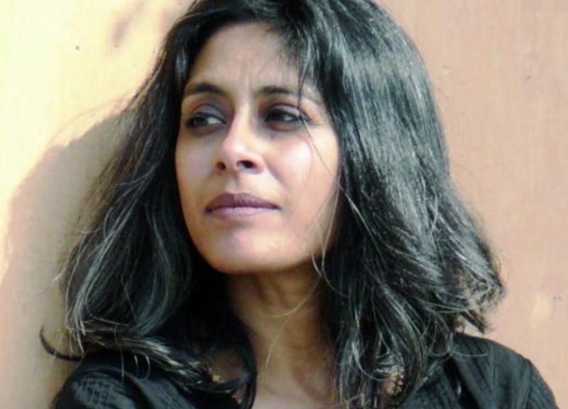 印度小說家Anuradha Roy的資料圖片。相片:Facebook