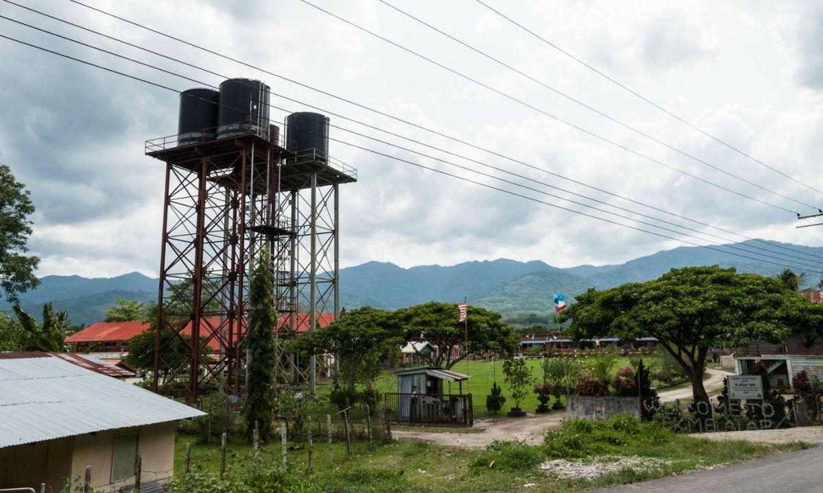 Melalap, Sabah in Malaysia. Photo: Wikimedia Commons
