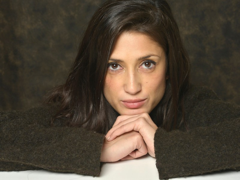 Pakistani writer Fatima Bhutto. Credit: AFP via Aurimages/Ulf Andersen