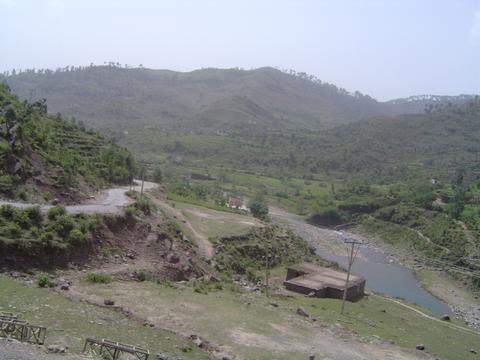 Poonch district, Jammu and Kashmir. Photo: Sawerkar Sharma via Wikipedia