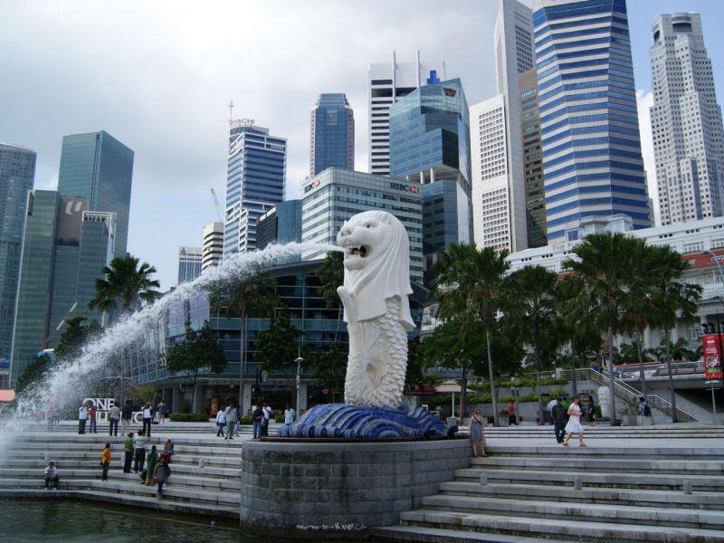 Singapore. Photo: Wikimedia Commons