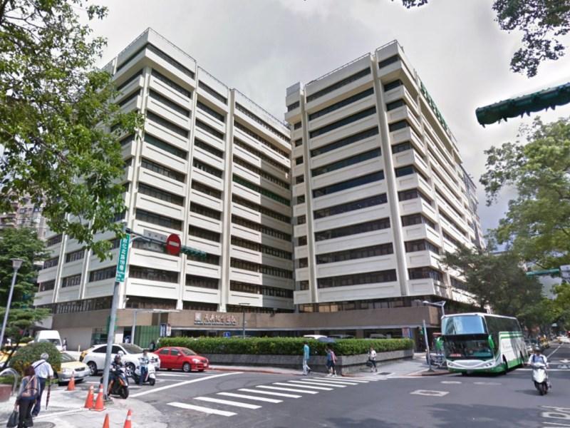 Taipei Chang Gung Memorial Hospital, Taiwan. Photo: Google Maps
