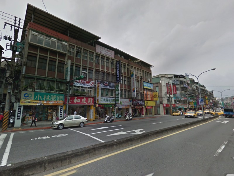 The residential building on Section 3 of Xinglong Road in Wenshan District, Taipei City, Taiwan. Photo: Google Maps