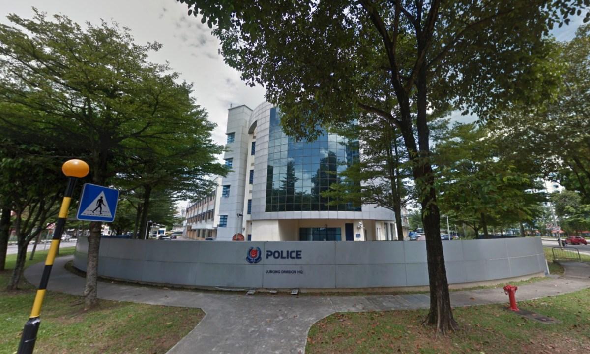 Jurong Police Division HQ, Singapore. Photo: Google Maps