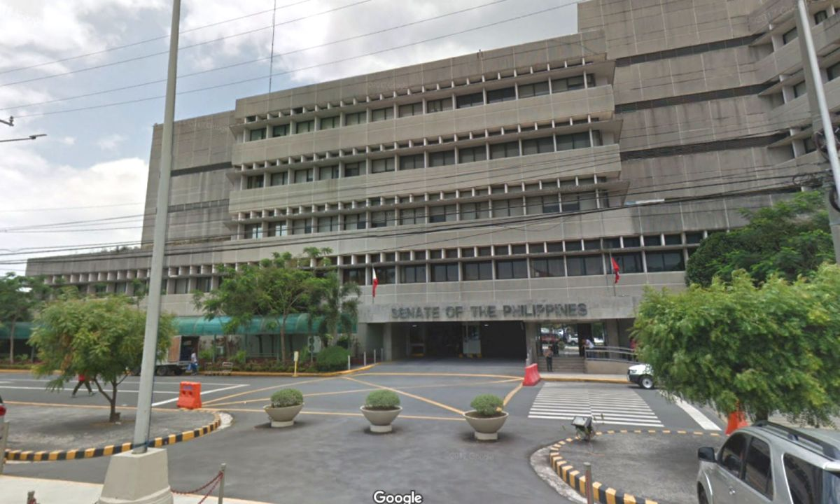 The Senate of the Philippines. Photo: Google Maps