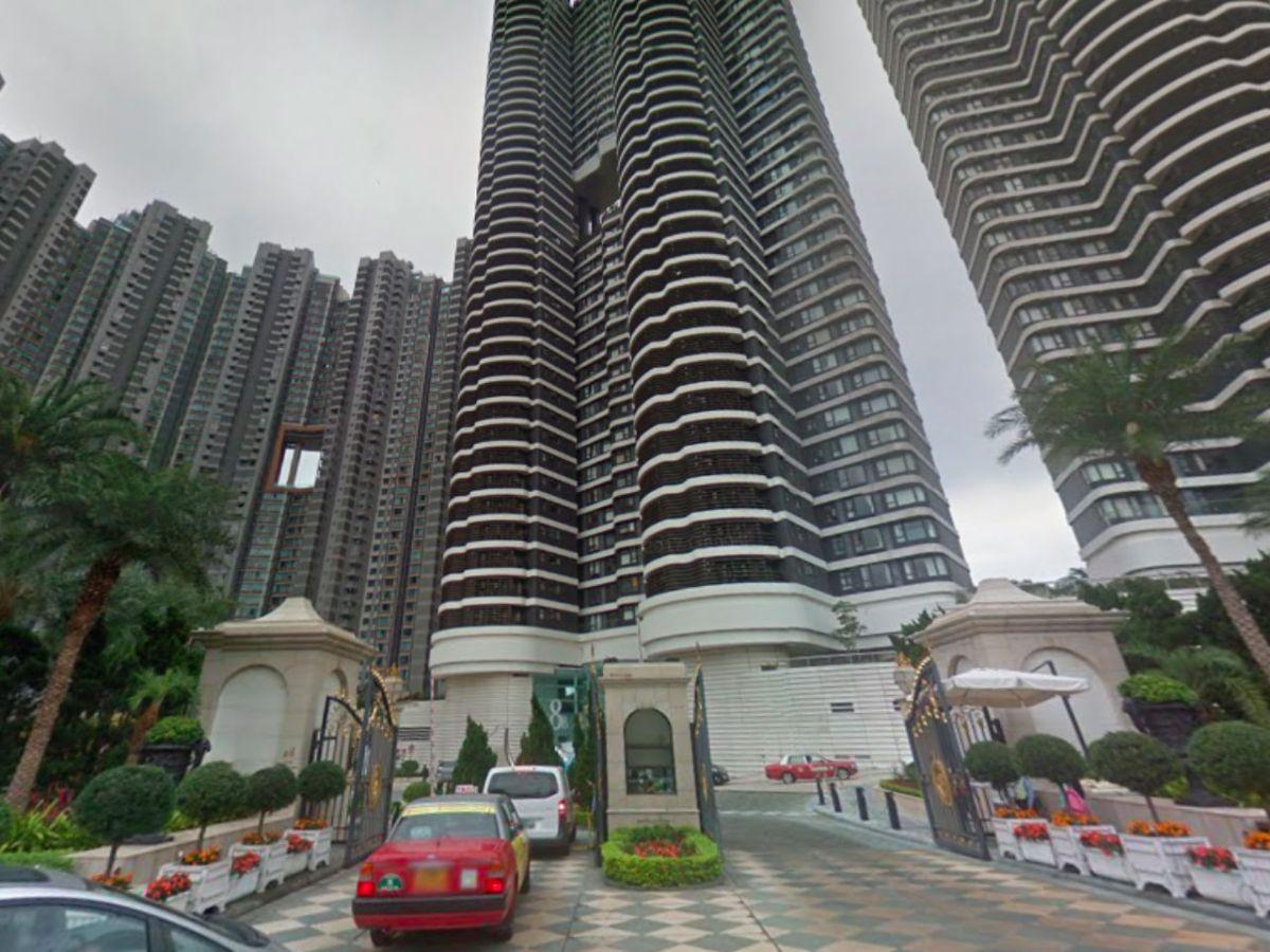 Residence Bel-Air, Cyberport, Hong Kong Island Photo: Google Maps