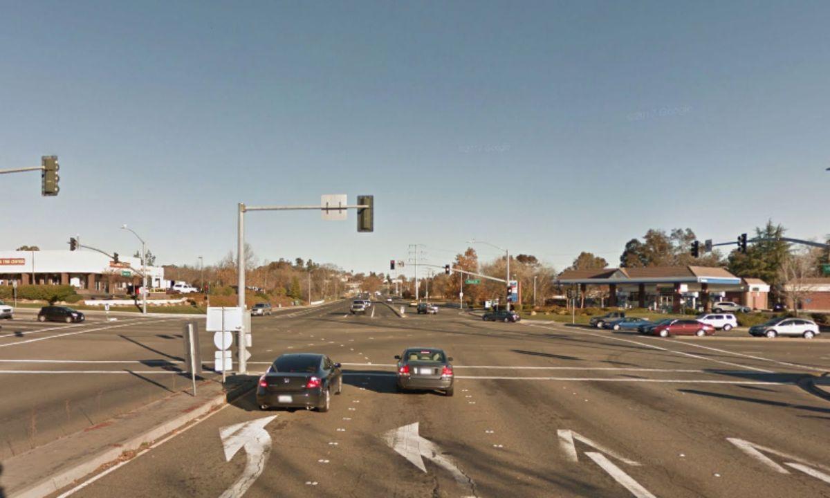 Vacaville, California, US. Photo: Wikimedia Commons