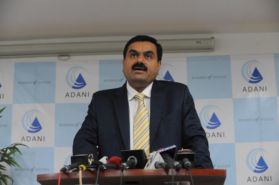 Gautam Adani, chairman of the Adani Group. Photo: AFP