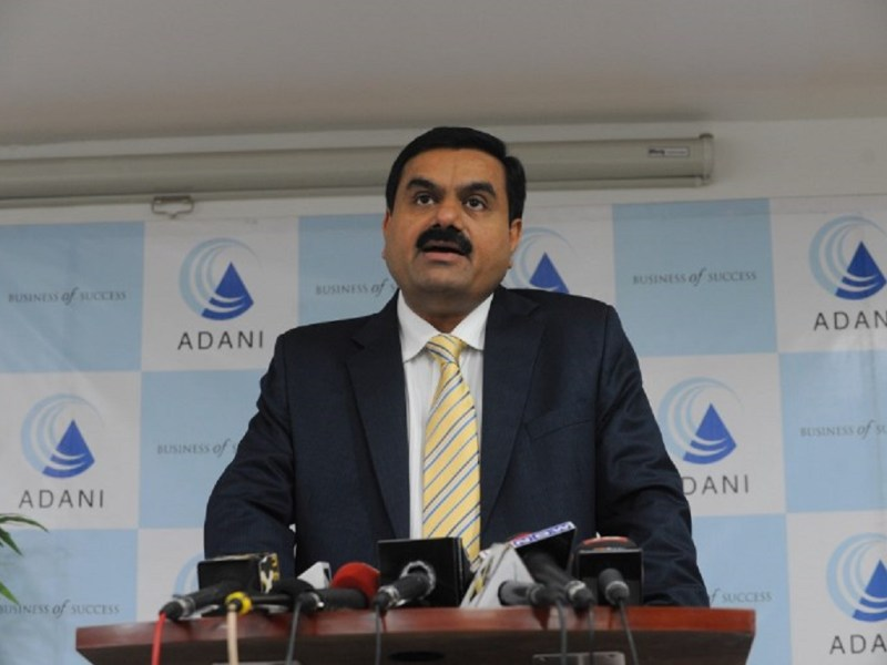 Gautam Adani, chairman of the Adani Group. Photo: AFP
