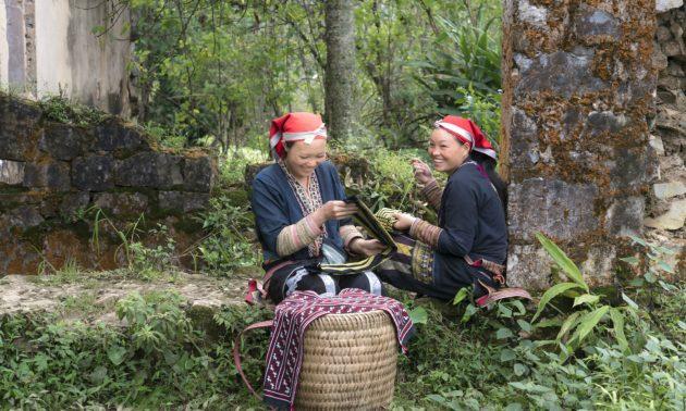 刺繡是瑤族婦女維持生計的重要部分。相片:iStock