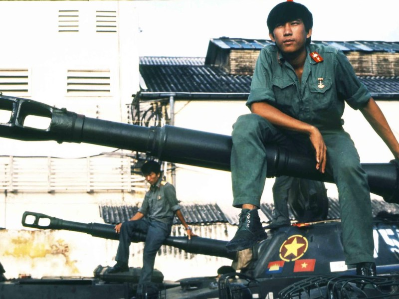 January 7, 2019 marks the 40 year anniversary of Vietnam's invasion of Cambodia. Photo: Richard S Ehrlich