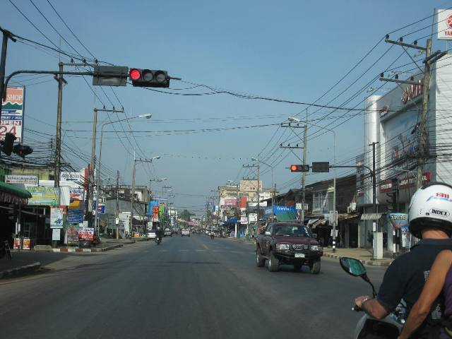 Chumphon, several hours south of Bangkok. Photo: Wikipedia