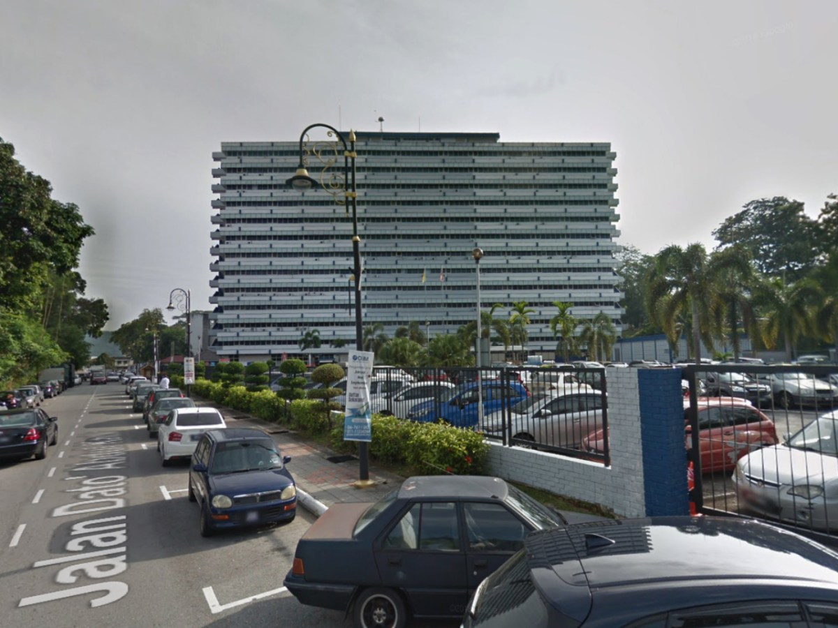 The Negeri Sembilan Immigration at Wisma Negeri, Malaysia. Photo: Google Maps