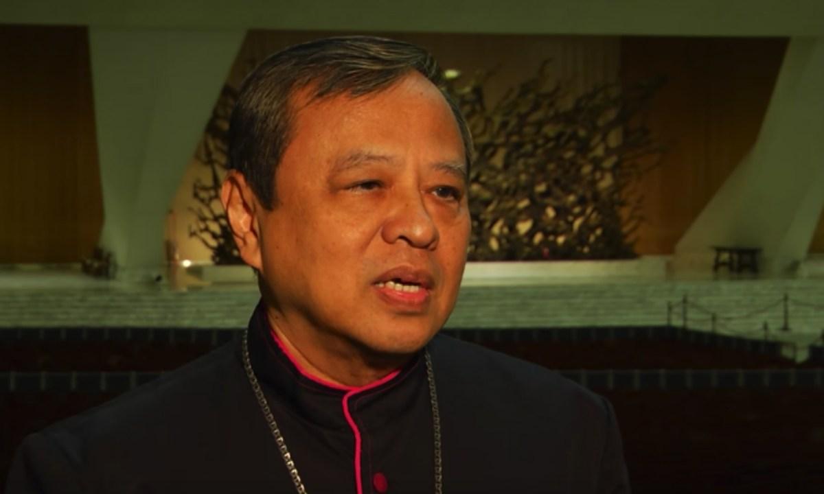 Archbishop Ignatius Suharyo. Photo: Youtube.