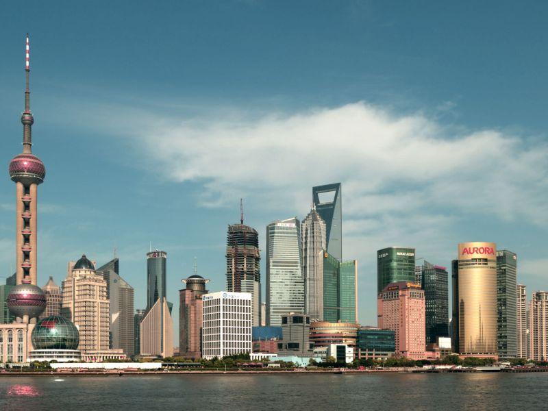 Shanghai, China. Photo: Wikimedia Commons