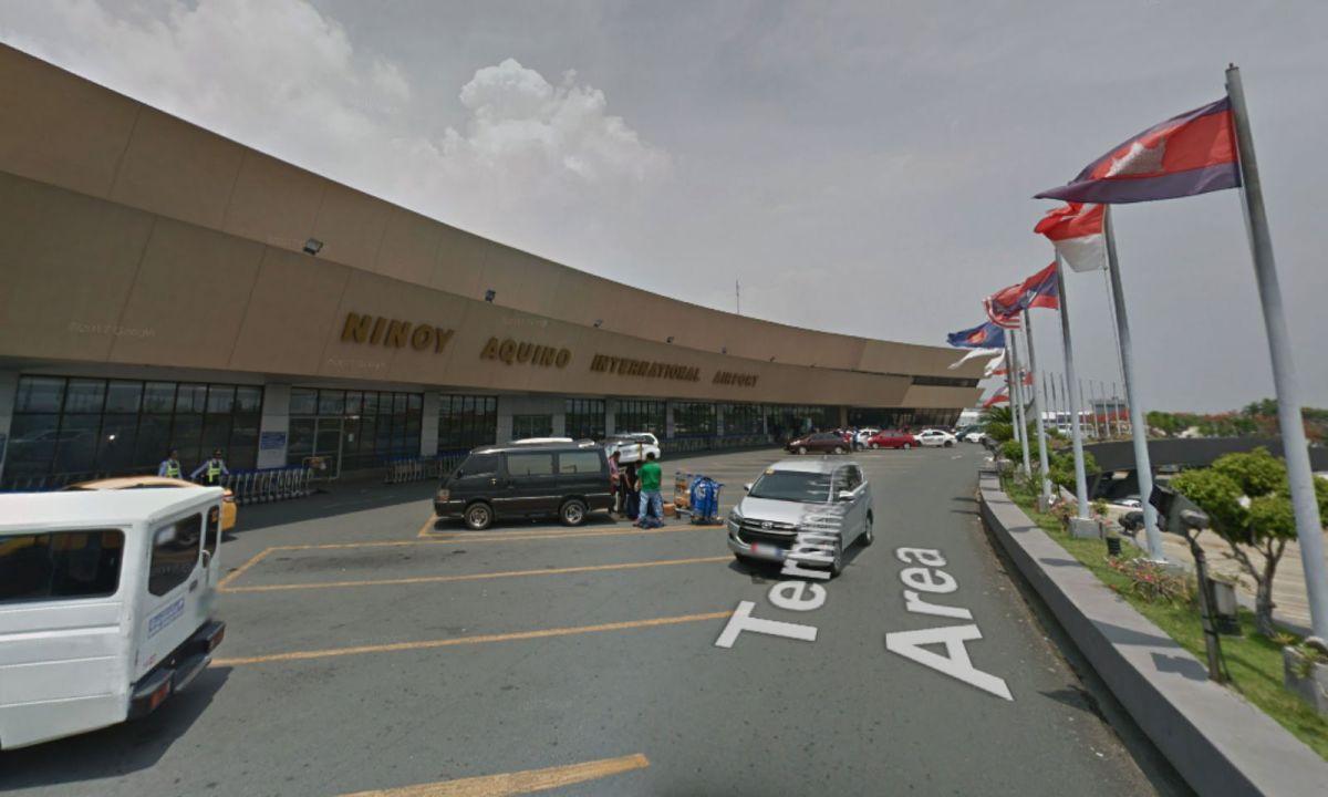 Ninoy Aquino International Airport in Manila, Philippines. Photo: Google Maps