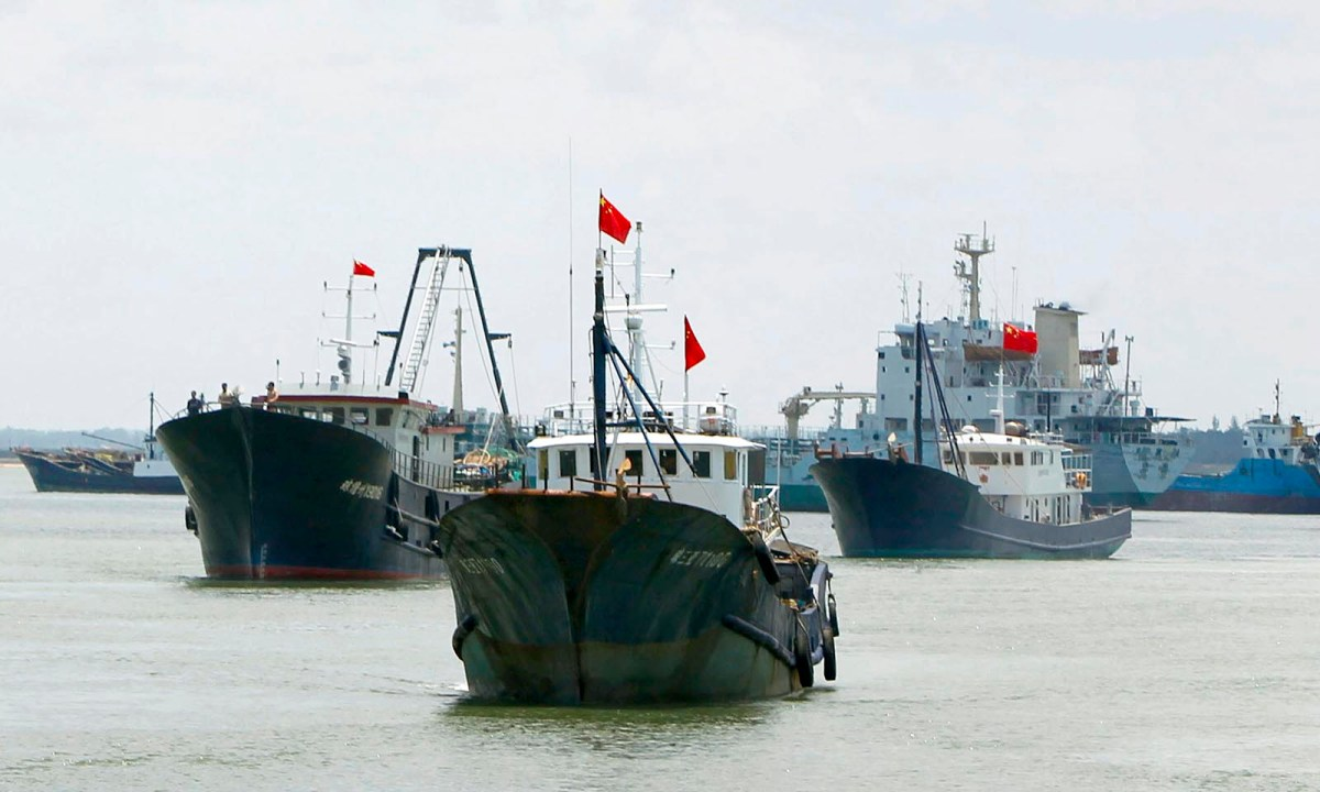 Beijing more than just a 'worse violator' in S China Sea