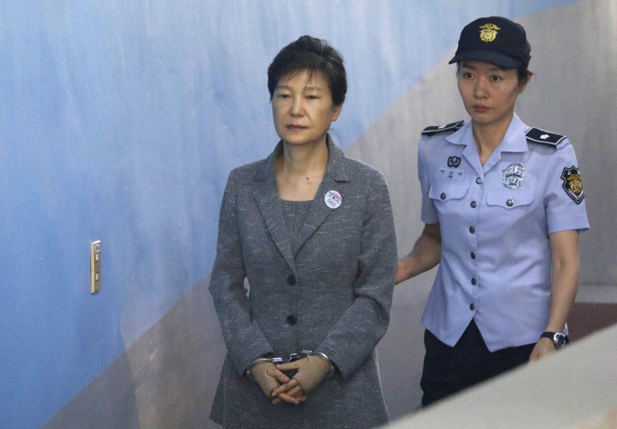 Park Geun Hye Political Party