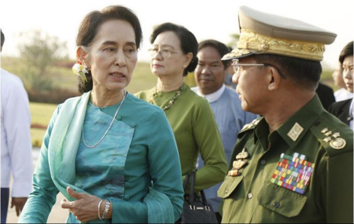 Suu Kyi and the generals drift apart in Myanmar - Asia Times