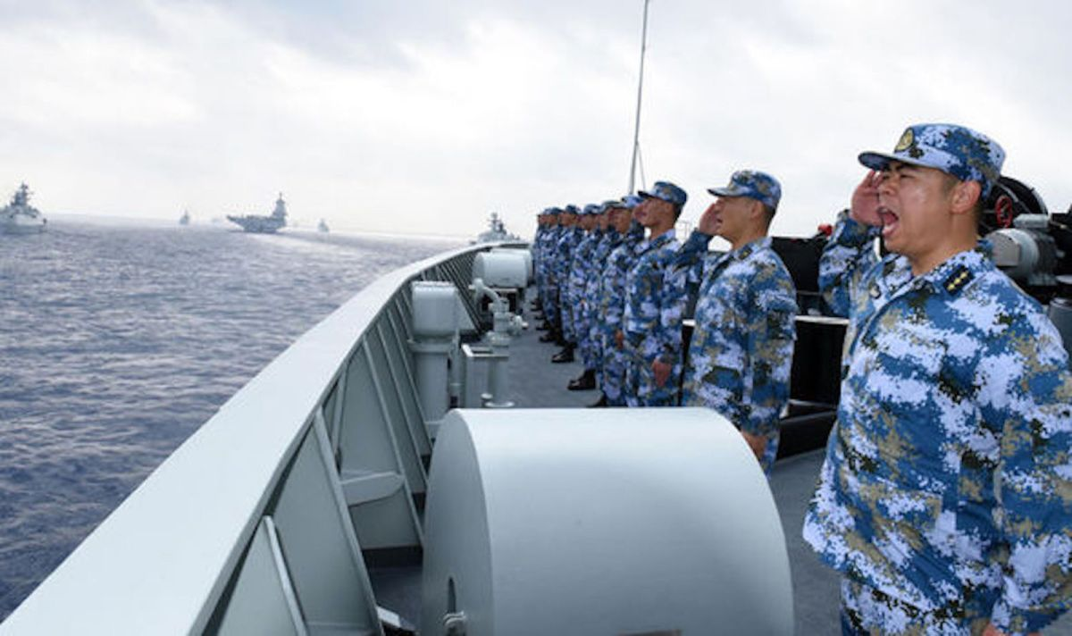 China lays ever larger claim to South China Sea - Asia Times