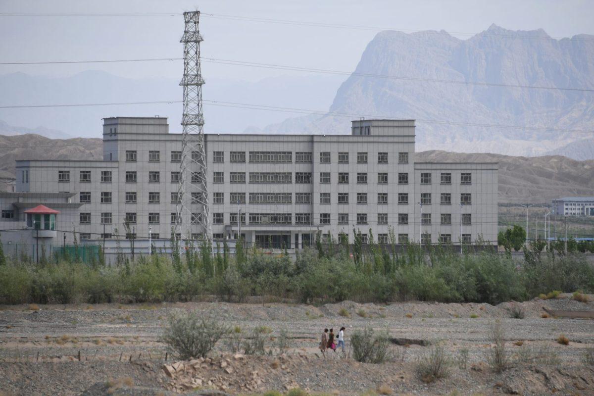 China has 380 Xinjiang detention centers: report