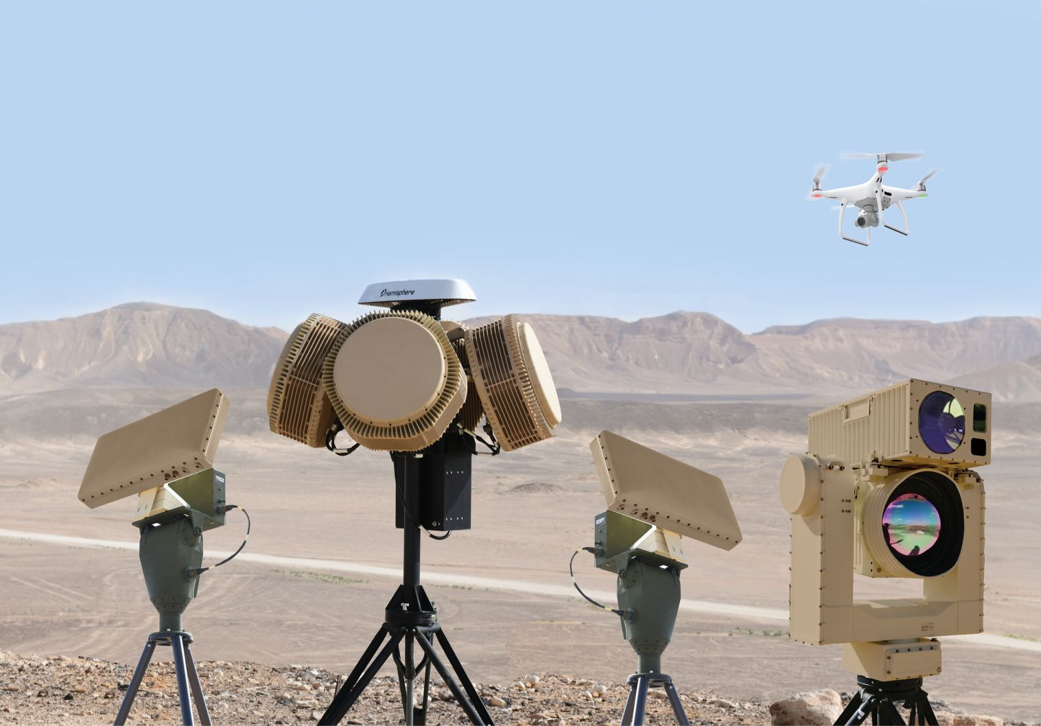 A new anti-drone system shows promising results - Asia Times