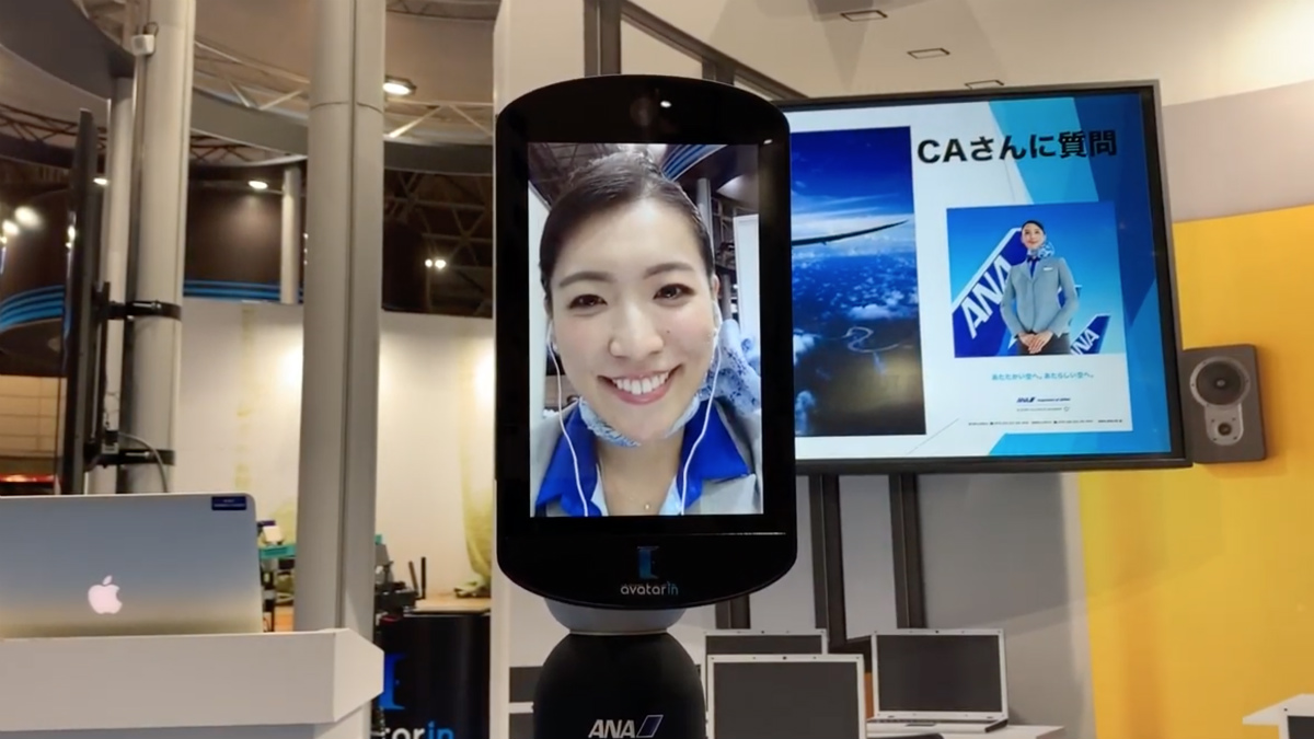 High tech robots to debut at Tokyo Olympic Games