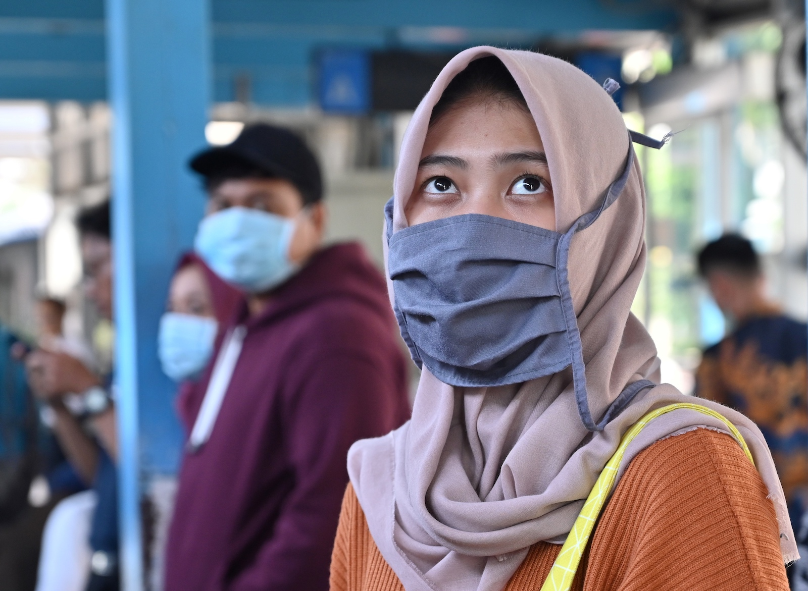 Indonesia Finally Admits Covid 19 Infections Asia Times