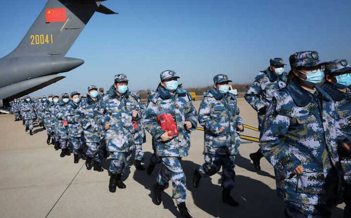 Red Sea Rising: China takes advantage of COVID-19 crisis, asserts power in South China Sea