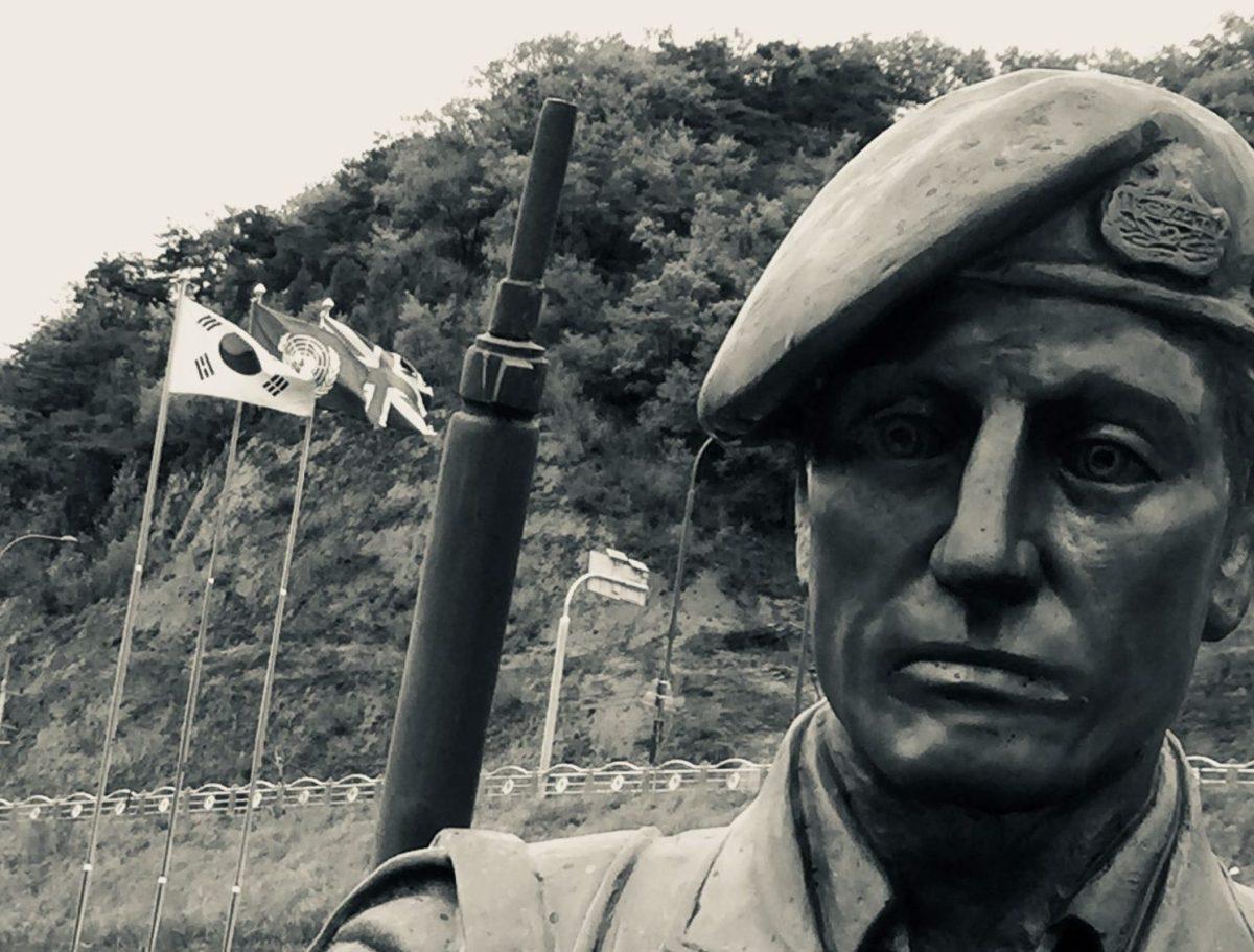 Korean town repays war debt to British town