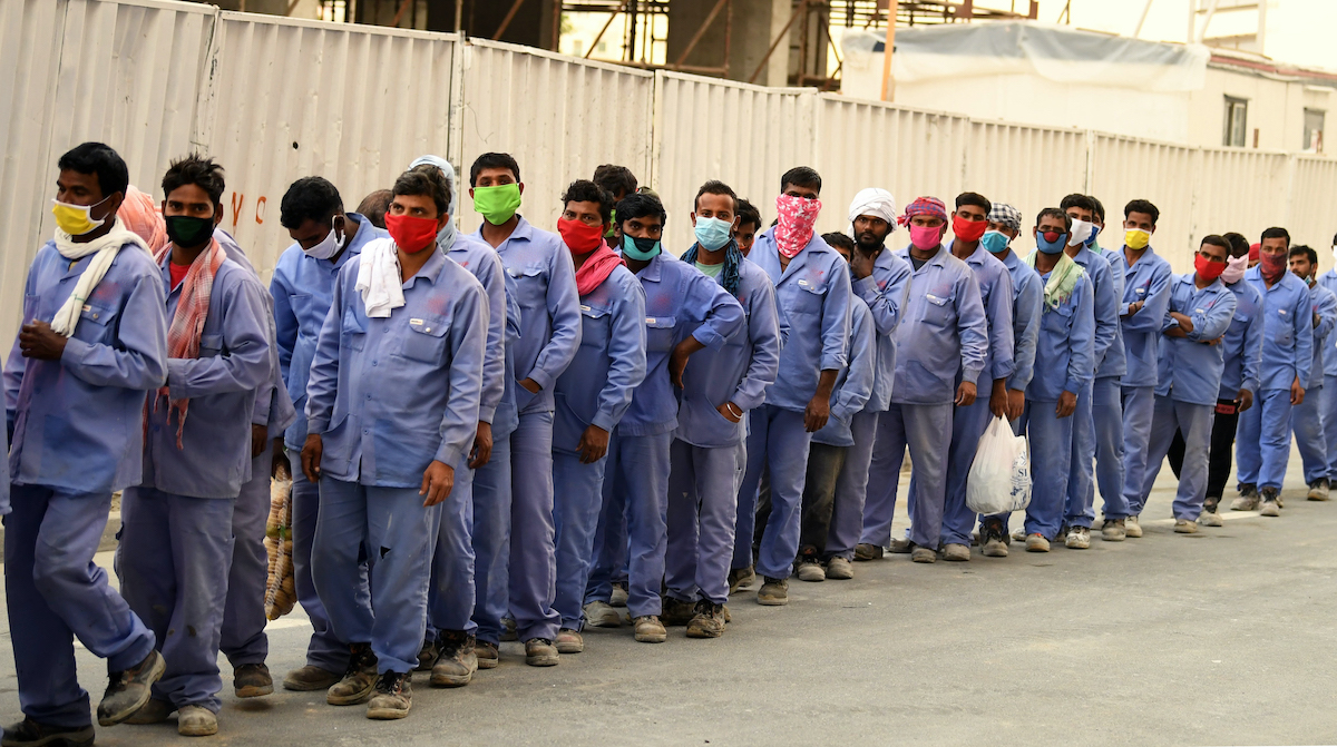 Foreign workers' exodus from Gulf presents opportunity