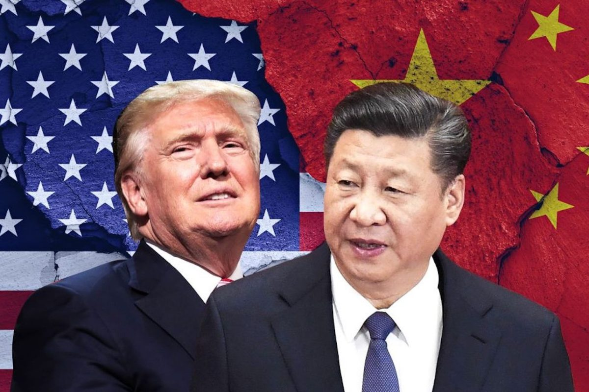 How Trump handed the global economy to China