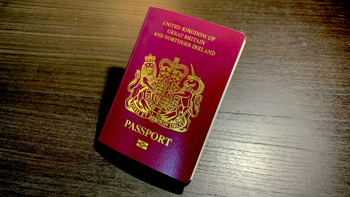 China forces British passport holders to take sides