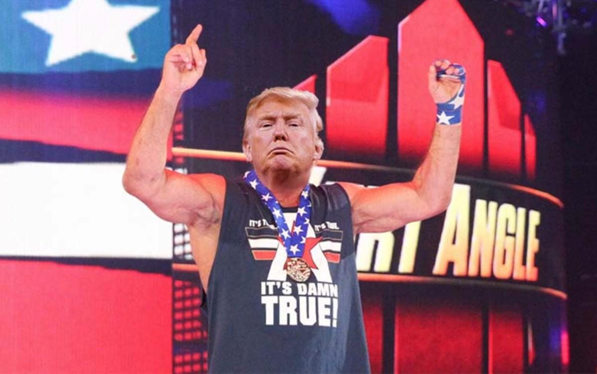 Les faucons peignent Trump en colombe